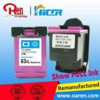 China Recycle compatible Printer Ink Cartridges for HP 63XL 123XL 302XL 803XL refilling ink cartridges on sale