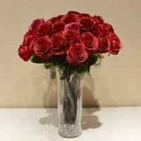 China customization silk rose artificial flower in China on sale