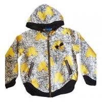 Quality Girls Vogue Printed hooded Jacket for sale