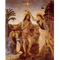 China Da Vinci's oil painting reproduction,100% hand made on linen canvas. Item No.:LDV0016 on sale