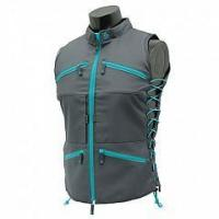 Buy cheap True Huntress Female Vest, Gray/blue product