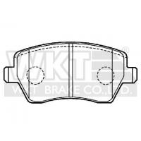 Brake Pad Set WKT1118