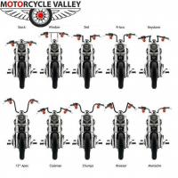 China More Videos Types of Motorcycle Handlebars on sale