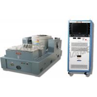 Quality Big Displacement 100mm Vibration Testing Machine For Military Hardware Testing for sale