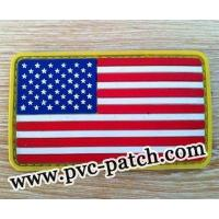 High Quality Flag Patch with Velcro backed