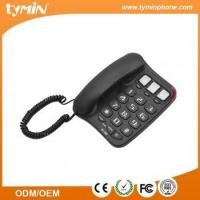 Quality 3 groups one-touch memories speakerphone big button telephone for elderly use(TM-PA026) for sale