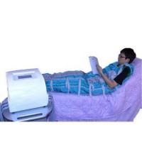 Buy cheap VT604 Air Pressure Pressotherapy lymphatic drainage System with shoulder stripes from wholesalers