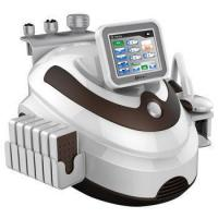 Buy cheap VT26 4 in 1 cryolipolysis lipolaser cavitation rf freezing fat device from wholesalers