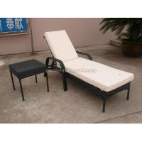China Outdoor Chaise Lounge Chairs on sale