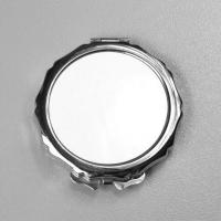 China subliamtion compact mirror round on sale