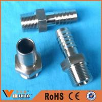 Buy cheap Iron pipe fittings elbow connector plumb fitting from wholesalers