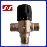 Quality 1/2inch Brass Thermostatic Mixing Valve for sale