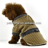 China pretty dog clothes for winter PC 1299 on sale