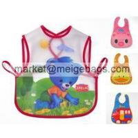 Quality Pinafore 100 % Cotton Baby Bib Burp Cloths for Kids for sale