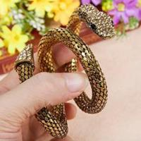 Buy cheap Belly Dance Tribal Performance Snake Bracelet Accessory,Belly Dance Accessory from wholesalers