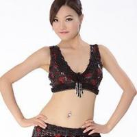China Professional Tribal Belly Dance Bra Top,Sexy Belly Dance Tribal Costume Bra Top on sale