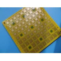 0.5mm 4 Layer PCB Prototype Service Immersion Gold For Access Control