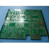 Quality HASL Green PCB Prototype Service Fr4 Circuit Board 1.6mm For AC Transformer for sale