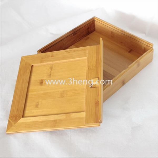 Buy Bamboo gift box at wholesale prices
