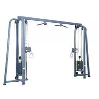 China Easy Installation Used Gym Equipment / Cable Crossover Fitness Machine on sale