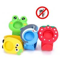 Buy cheap Cartoon Silicone Mosquito Repellent Wristaband from wholesalers