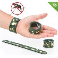 Buy cheap Silicone Mosquito Repellent Silicone Bracelet,Best Summer Gift for Children from wholesalers