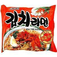 Quality Ramen Bags Kimchi flavored Noodle ramen SY for sale