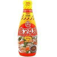 Buy cheap Condiments Vinegared Red Pepper Paste for Sushi - 10.58oz from wholesalers
