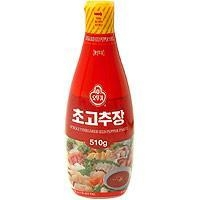 China Condiments Vinegared Red Pepper Paste for Sushi - 17.98oz