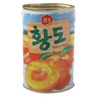 Quality Canned Foods Canned Yellow Peach for sale