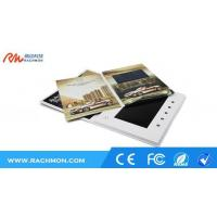video player mailable greeting card 10 inch lcd screen video brochure video greeting card