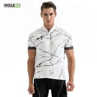 Buy cheap WOSAWE Cycling MTB Jerseys Bike Bicycle Short Sleeved Clothes BC241 from wholesalers