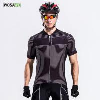 Buy cheap WOSAWE Men's Summer Short Sleeve Cycling Jersey BC245 from wholesalers
