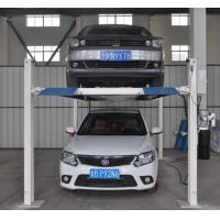Buy cheap Puzzle parking System Four post lift from wholesalers
