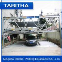 Buy cheap Puzzle parking System 3 Floor Puzzle Parking System from wholesalers