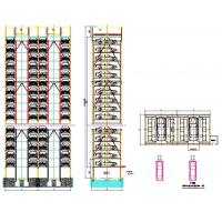Buy cheap Puzzle parking System PCS vertical lifting parking system from wholesalers