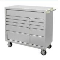 Buy cheap 42inches 8 drawerstainless steel toolchestLC4211SS from wholesalers