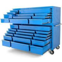 72 Inches 28 drawer Heavy duty steel Blue rolling cabinet toolbox LC7228IBU