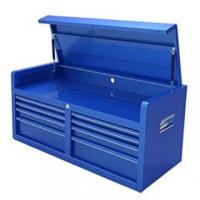 Buy cheap 46inches 8 drawerBlueIrontoolchestPowdercoatingLC4608IBUT from wholesalers