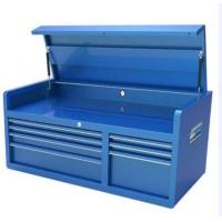 Buy cheap 56inches7 drawer Blue Iron tool chest Powder coating LC5607IBU from wholesalers