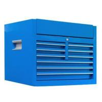 Buy cheap 27inches 9 drawers Top tool chest in Blue iron Powder coating LC2709IBUT from wholesalers