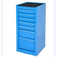 Buy cheap 16inches 7drawer blue Iron tool chest Powder coating LC1607IBU from wholesalers