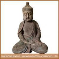 Buy cheap chinese antique cheap large tall decor carving wooden buddha statues from wholesalers
