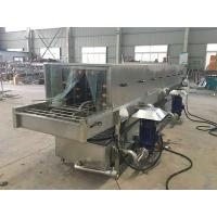 Buy cheap Plastic Basket Cleaning Machine from wholesalers