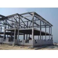 Buy cheap Steel structure house from wholesalers