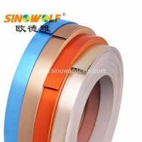 Buy cheap Aluminum Series PVC Edge Banding Series from wholesalers