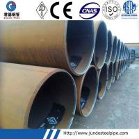 Quality API 5L ASTM A53 Longitudinal Submerged ARC Welded Pipe for sale