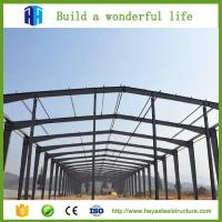 Buy cheap light gauge steel structure villa product