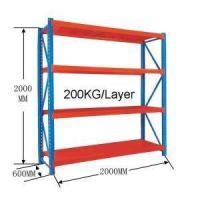 Buy cheap Metal Light Duty Shelves for Warehouse from wholesalers