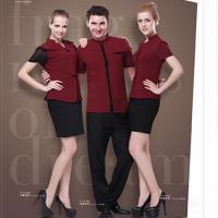 Quality Short Sleeve Waiter Uniform for sale